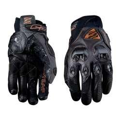 Five Gloves Stunt Leather...