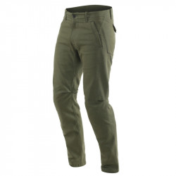 DAINESE Hose TEX CHINOS olive